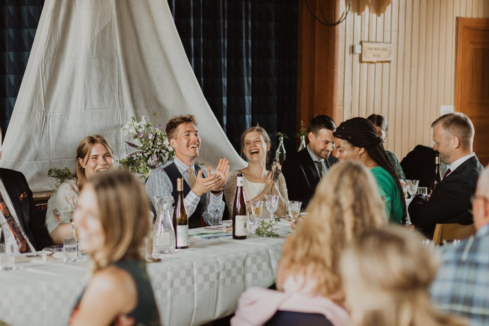 Bröllop Ås föreningshus