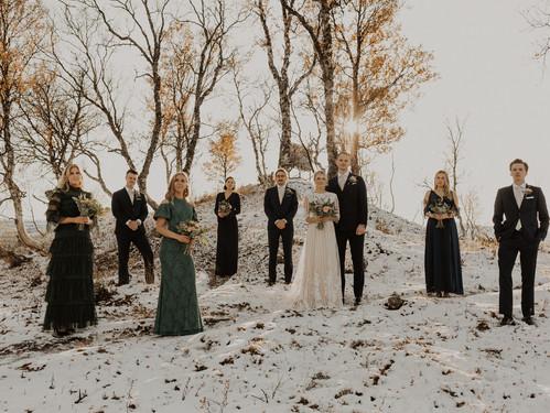 Bröllop i Fjällnäs, Jämtland