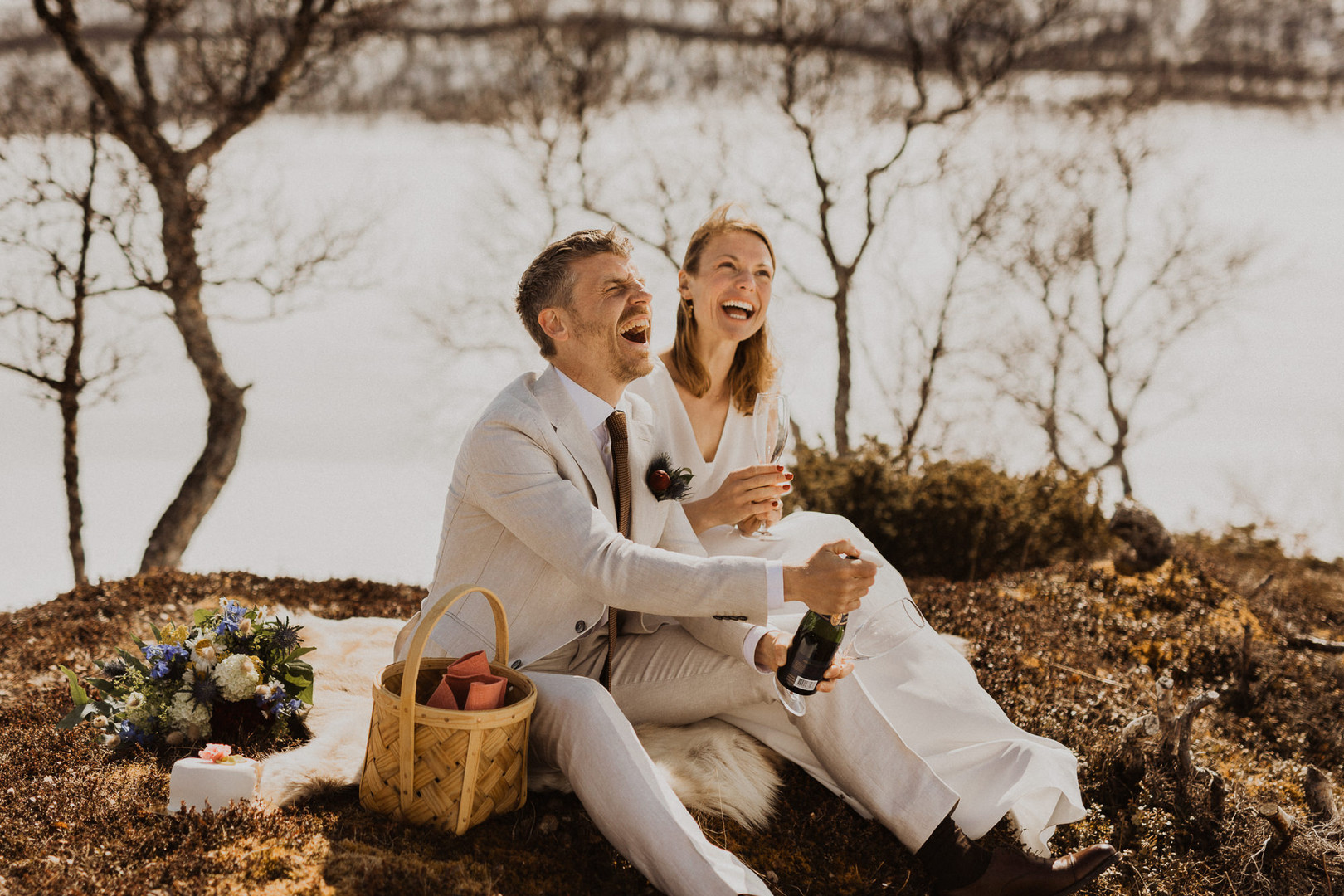 Fjällnäs Högfjällshotell bröllop