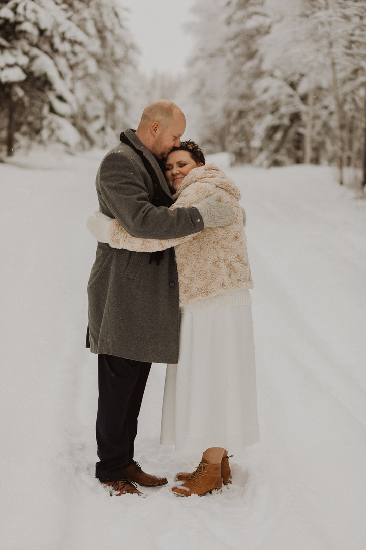 Bröllopsfotograf Jämtland