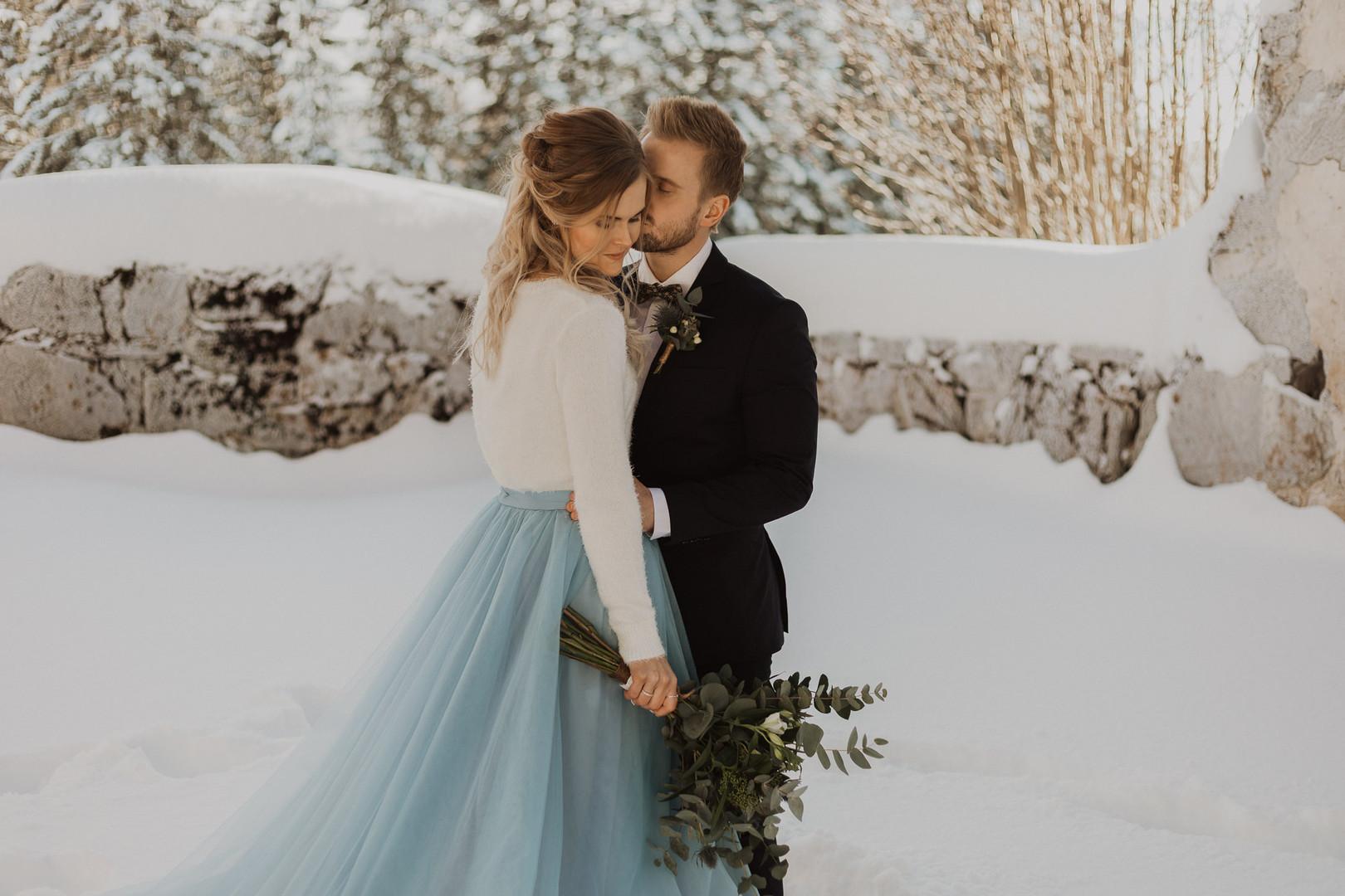 Vinterbröllop Jämtland
