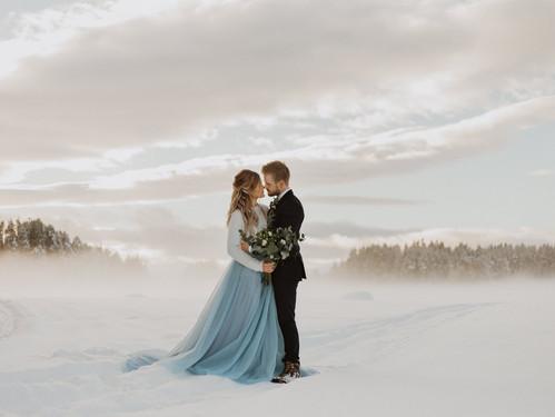 Vinterbröllop - tips och inspiration
