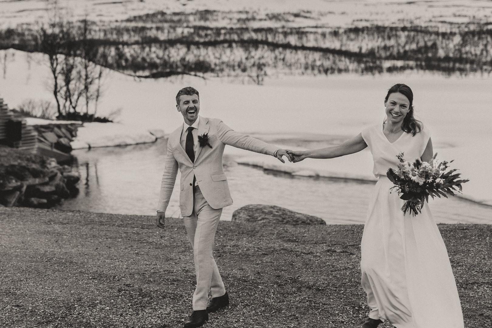 Bröllop i Fjällnäs