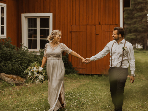 Hållbart bröllop - tips och inspiration