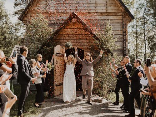 Sommarbröllop på Jamtli