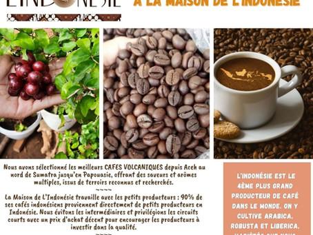 Les 7 bonnes raisons d'acheter votre café chez LA MAISON DE L'Indonesie