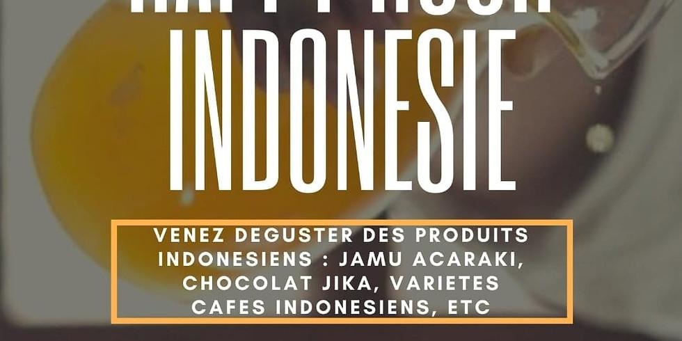Happy Hour Indonesie