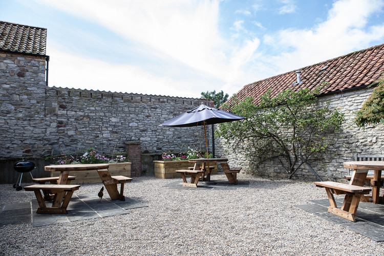 Walled Garden Beech Farm