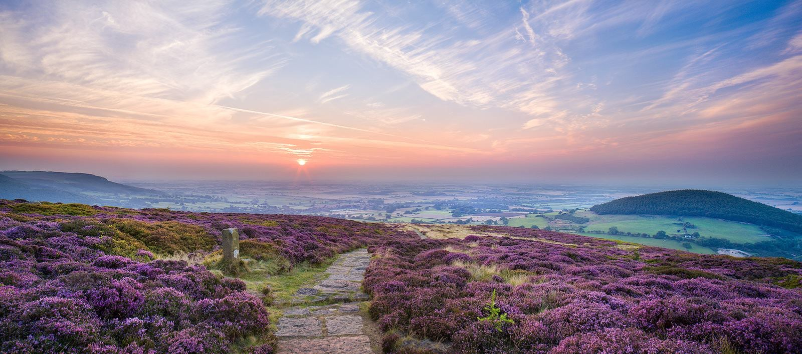North York Moors - 5 minutes
