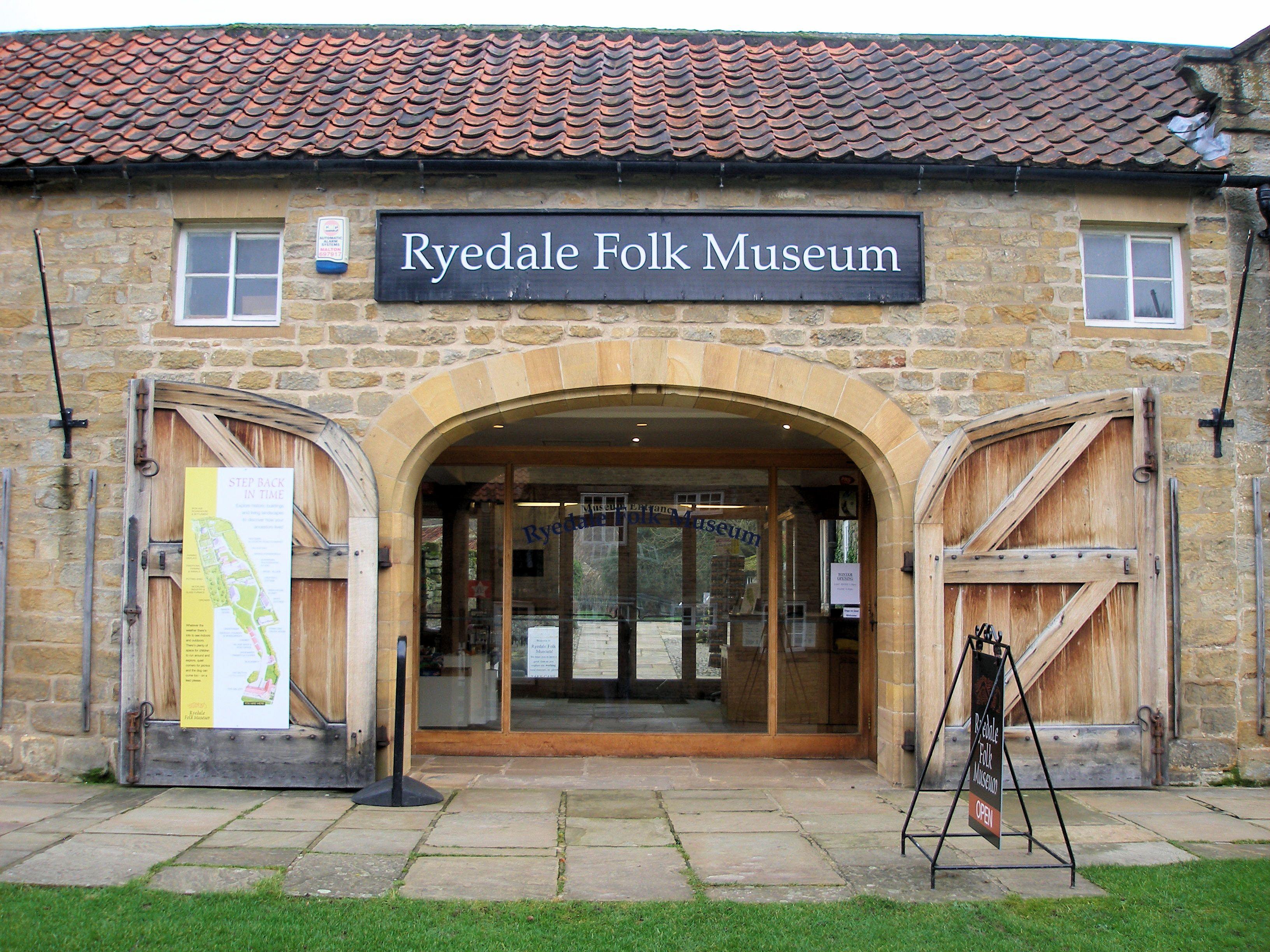 Ryedale Folk Museum - 10 minutes