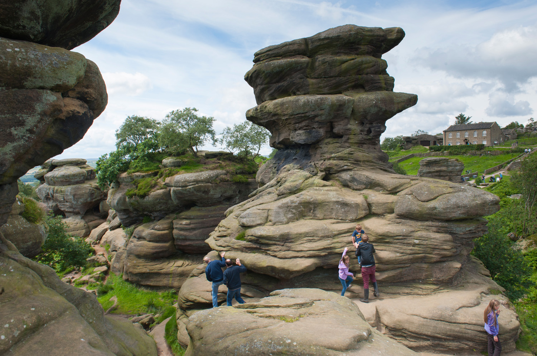 Brimham Rocks - 1 hour 10 minutes