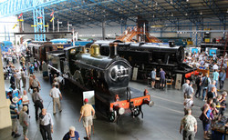 National Railway Museum - 50 mins