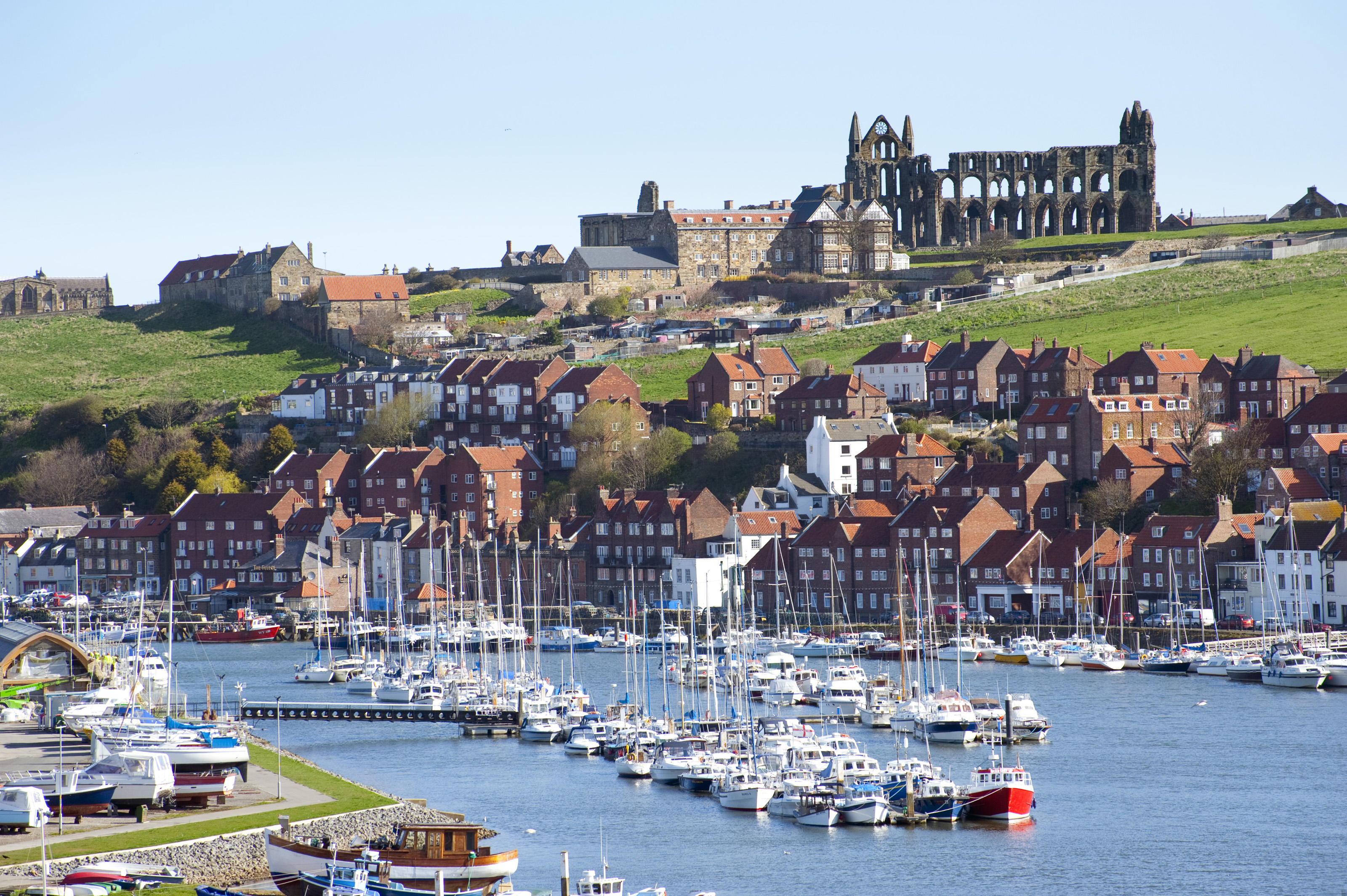 Whitby - 35 minutes