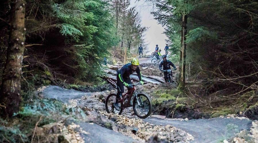 Mountain Biking - Dalby Forest