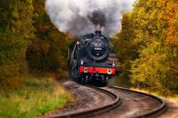 Steam Railway - 10 minutes
