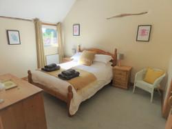 Shepherd's Lodge Bedroom