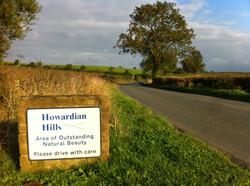 Howardian Hills - 20 minutes