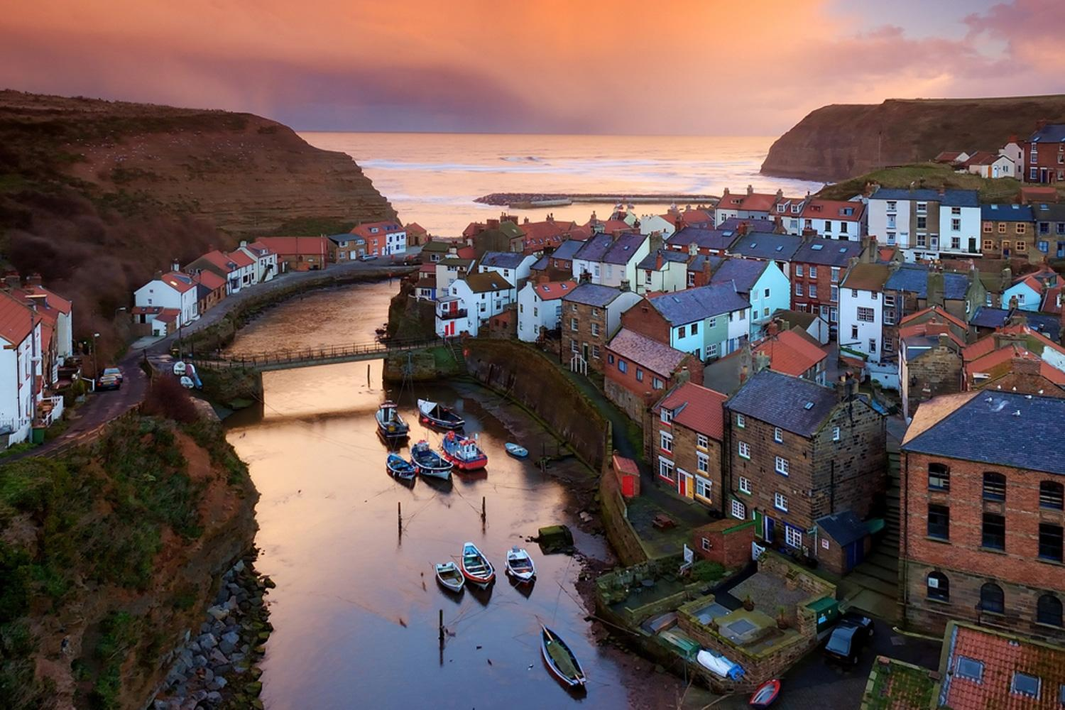 Staithes - 45 minutes