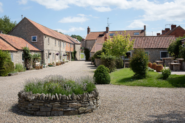 Beech Farm Courtyard