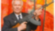 Russia , Izhevsk , AK 47 , Kalashnikov