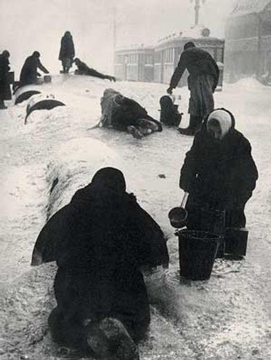 Seige of Leningrad