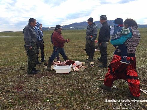 Sanchara Arctic Adventure උත්තර ධ්රැවයට සංචාරයක්