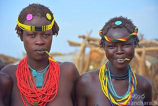 Ethiopia , Tribe , Somo , Dassanech , Abraminch , සංචාර , ඉතියෝපියාව
