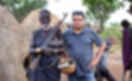 Ehiopia , Mursi tribe , Abraminch , Sanchara , Ethiopia Travel ,සංචාර , ඉතියෝපියාව , මුර්සි