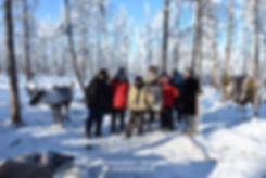 Pole of Cold Expedition - Oymyakon, Russia. www.sanchara.lk