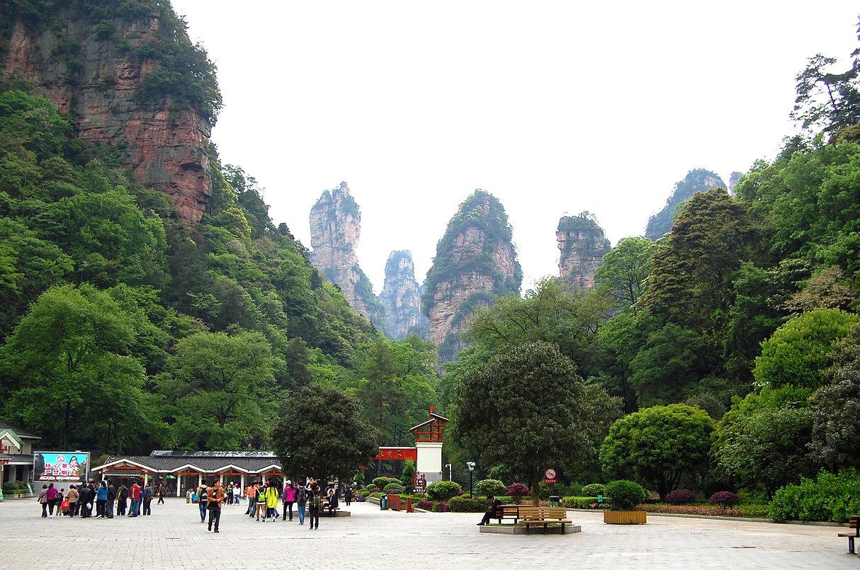 """Avatar"""" Mountain & Wulingyuan Scenic Area, Zhangjiajie, China"""