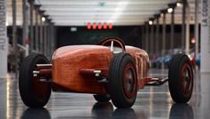 Bugatti Car Art by Etienne Franzak - Automotive Artist
