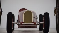 Sculpture Automobile - Bugatti Art - Etienne Franzak