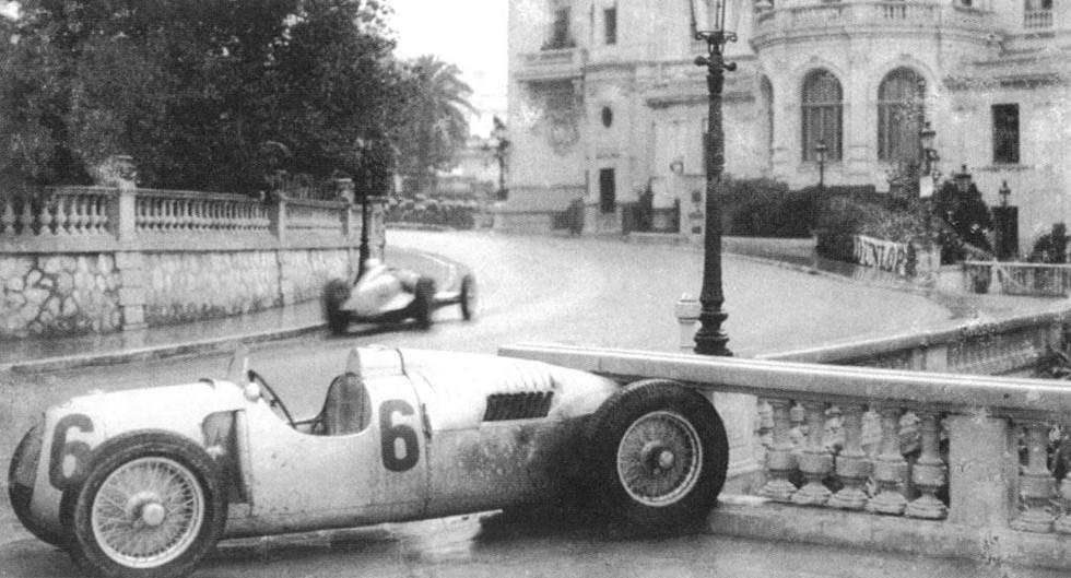 Rosemeyer 1936 Monaco
