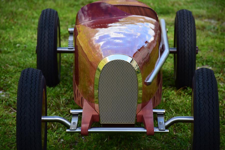 Bugatti classic cars - car art