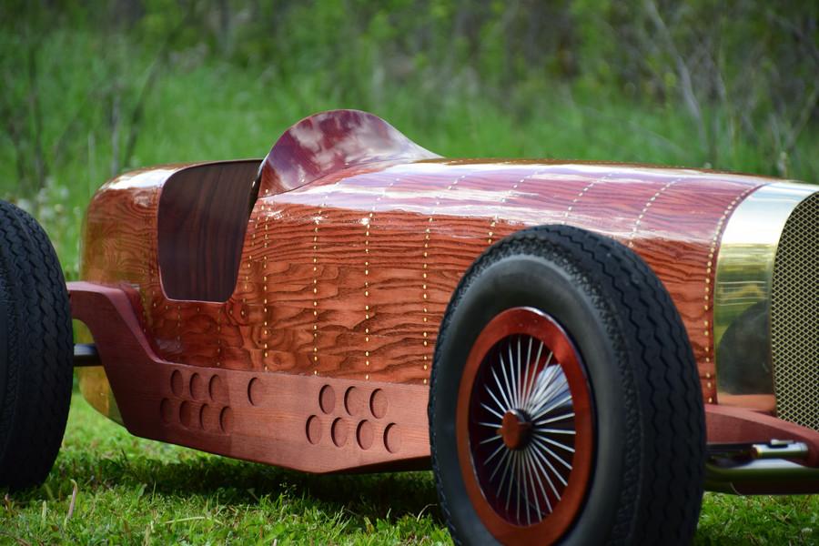 Sculpteur Automobile - Etienne Franzak