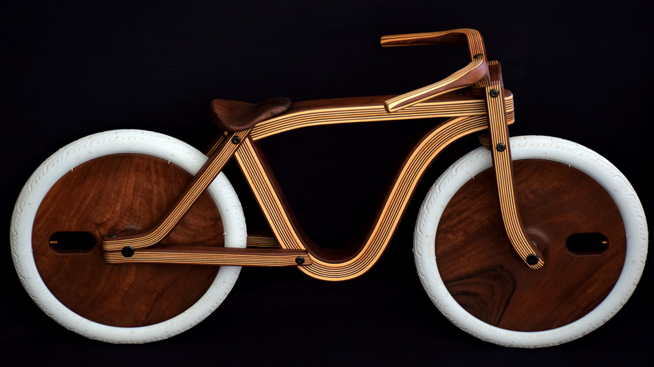 Marcel - Draisienne artisanale en bois