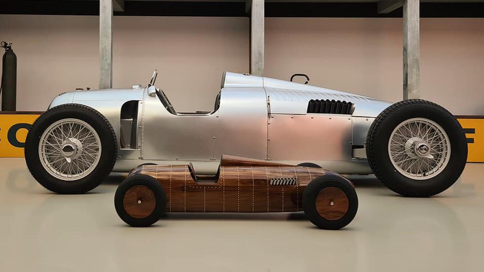 Auto Union - Automotive Art - Etienne Franzak