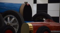 Automotive Art - Etienne Franzak - Bugatti Automotive Sculpture