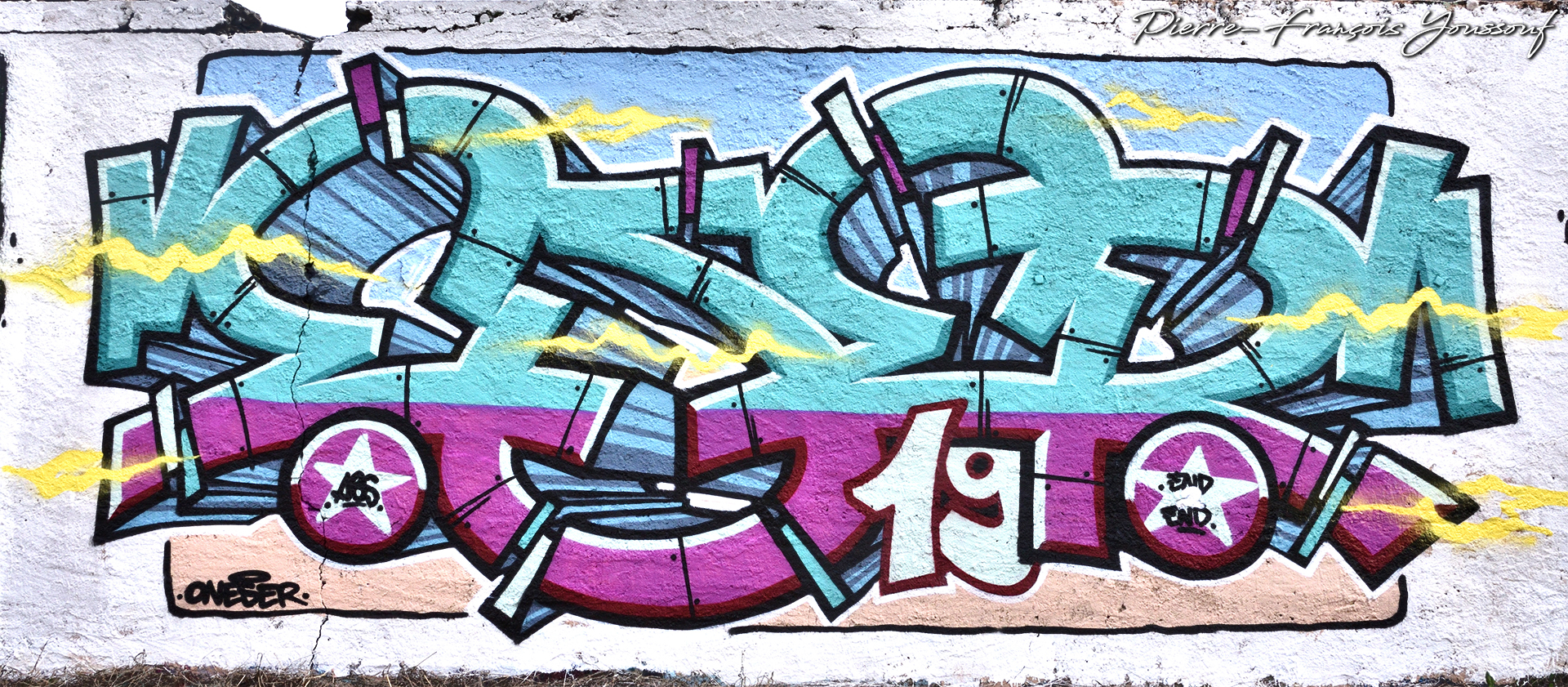 Graff by Eser
