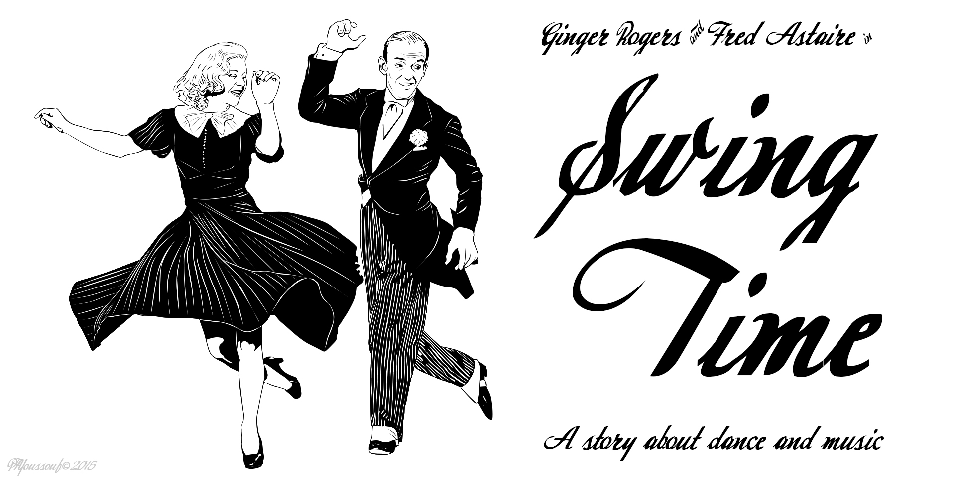 Swing Time (2015)