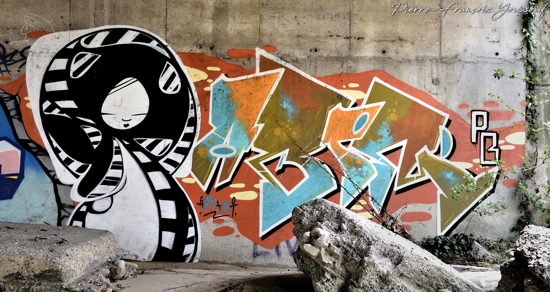 Graff by Lovi et Abim