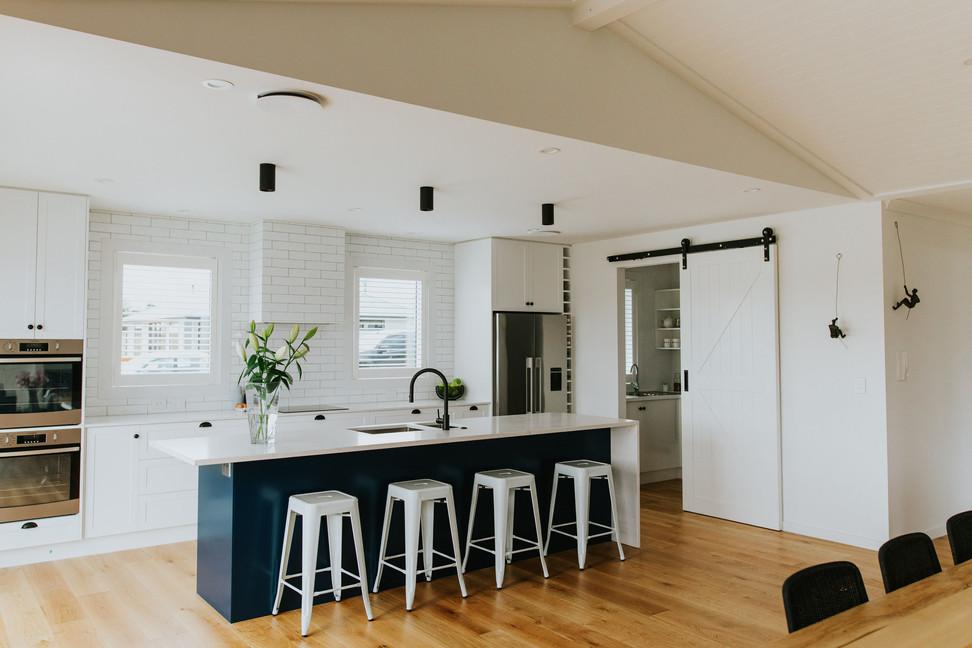 McBrimar Show Home kitchen
