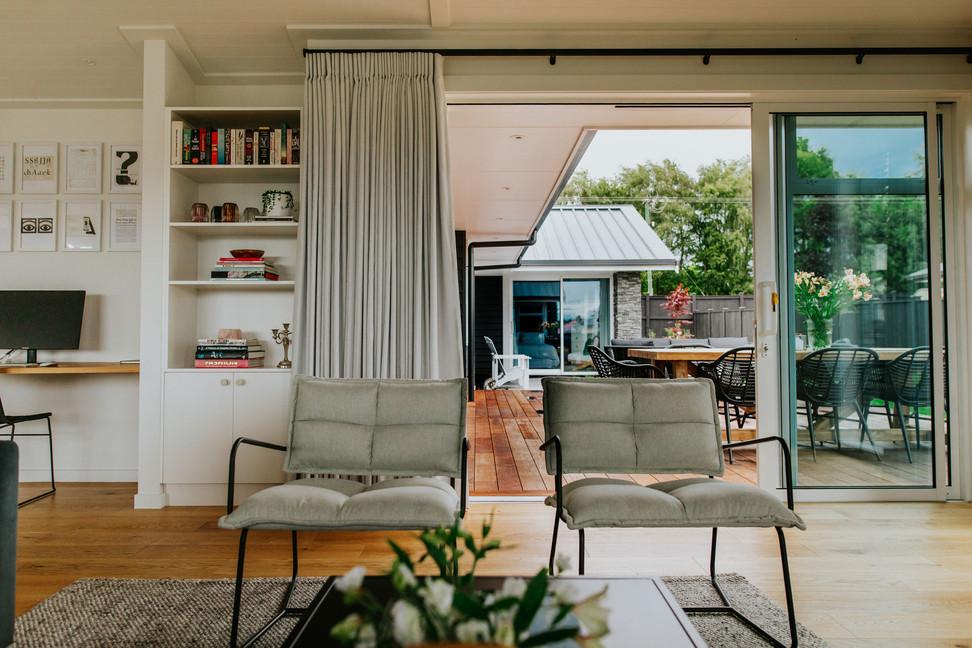 McBrimar Show Home living room