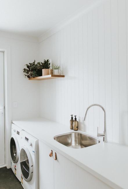 McBrimar Show Home laundry