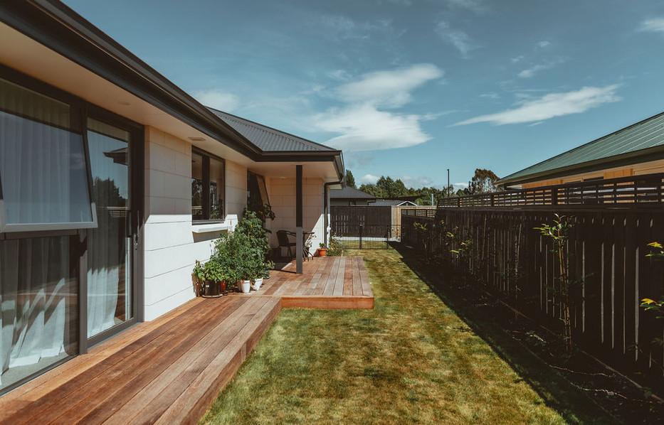 mcbrimar 2 bedroom home deck