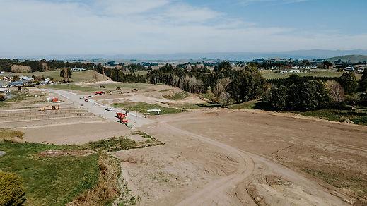 holmes hill estate subdivision oamaru