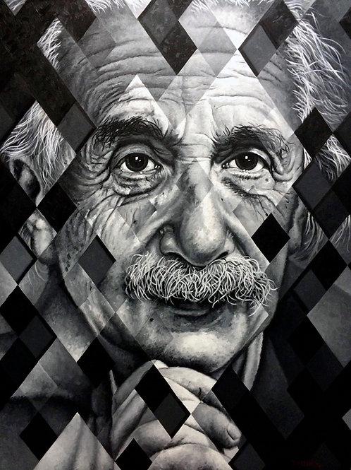 Albert Einstien #2