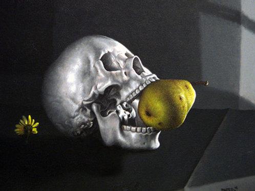 Skull & Pear