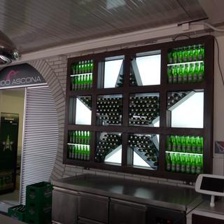 Heineken Backbar