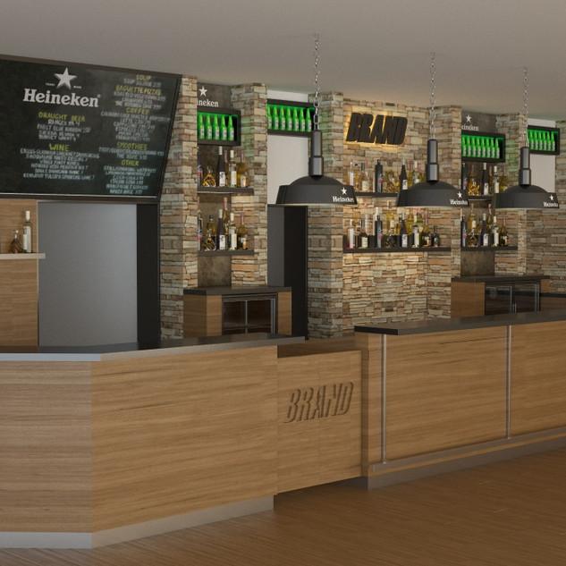Heineken Bar 2